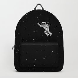 Astronaut in the outer space Backpack