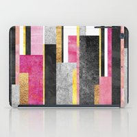 skyline iPad Cases featuring Skyline by Elisabeth Fredriksson