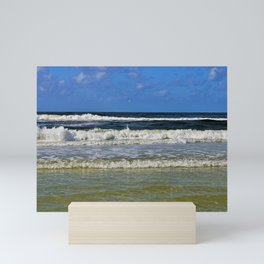 Siesta Seaside Mini Art Print