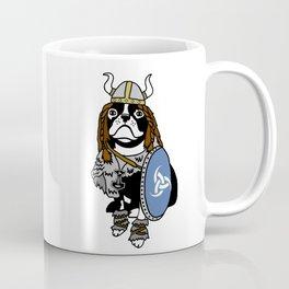 Viking Dog Coffee Mug