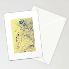 Leaves they're a changing Stationery Cards