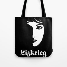 Lizkrieg Tote Bag