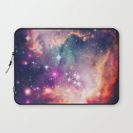 The Universe under the Microscope (Magellanic Cloud) Laptop Sleeve
