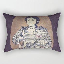 Onna-bugeisha Rectangular Pillow