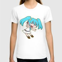 vocaloid T-shirts featuring Miku Miku by tees4weebs