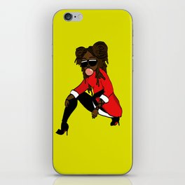 Pose For Me Y/C iPhone Skin