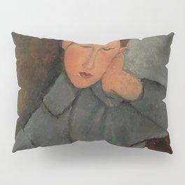 "Amedeo Modigliani ""The Boy"" Pillow Sham"