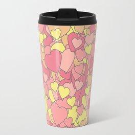 Heart Fever Travel Mug