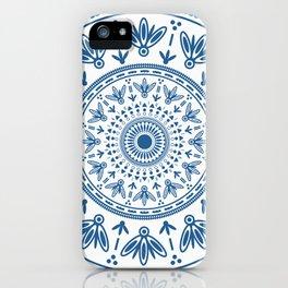 Persian folk iPhone Case