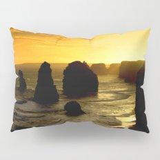 Sunset over the Twelve Apostles - Australia Pillow Sham