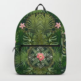 Tropical Foliage 15 Backpack