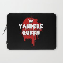 Yandere Anime I King Queen Princess Family Gift Laptop Sleeve