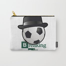 Breaking Bad parody: breaking balls Carry-All Pouch