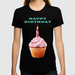 Confectionery Pattern T-shirt