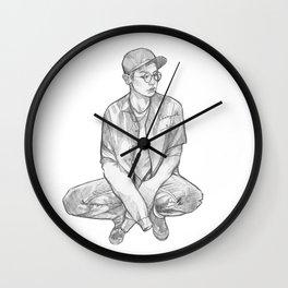 Chanyeol 27 Wall Clock