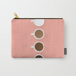 Coffee + Simplicity Carry-All Pouch