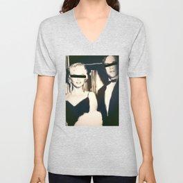Monroe/Brando Unisex V-Neck