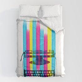 Typewriter Comforters