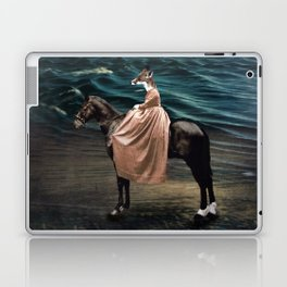The Fox and the Sea Laptop & iPad Skin