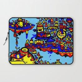 Slug City Laptop Sleeve