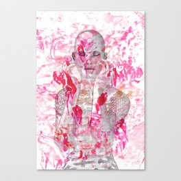 SayMyName Canvas Print