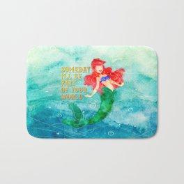 Part of Your World Bath Mat