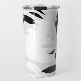 Hidden Faces Travel Mug