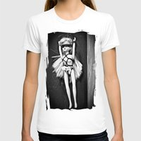 bondage T-shirts featuring Bondage Barbie by MistyAnn @ What the F-stop Prints
