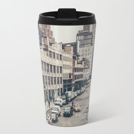 Tough Streets - NYC Travel Mug