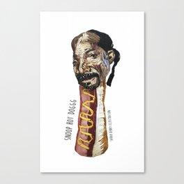Snoop Hot Dogg Canvas Print