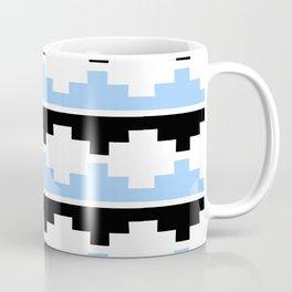 Heraldic – embattled grady- Coupé pigeonné 2 Coffee Mug