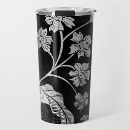 Porcelan Posies Travel Mug