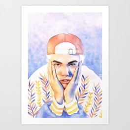 conan gray Art Print