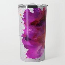 Burst of Color Travel Mug