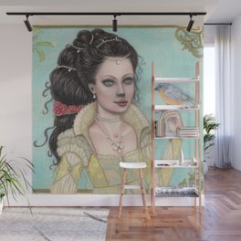 Fairest of them All Wall Mural