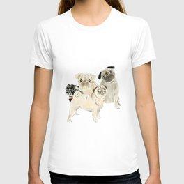 Pug Dogs Pugs T-shirt