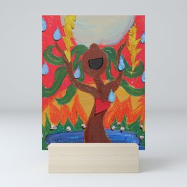 Singing Tree Mini Art Print