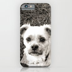 Fudge black and white iPhone 6s Slim Case