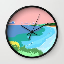 Woolacome Wall Clock