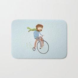 If I had a bike Bath Mat