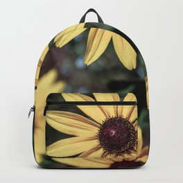 Three Gloriosa daisies Backpack