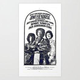 Last Michigan Appearance Art Print