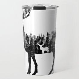 The Deer Travel Mug