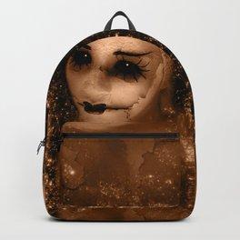 Broken Pierrot Backpack