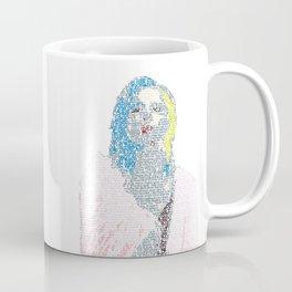 Badlands Lyrics Coffee Mug