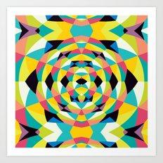 Mix #81 Art Print
