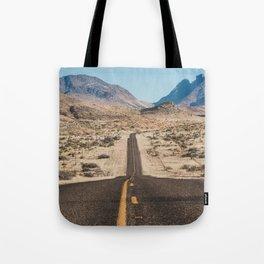 High Desert Highway Tote Bag