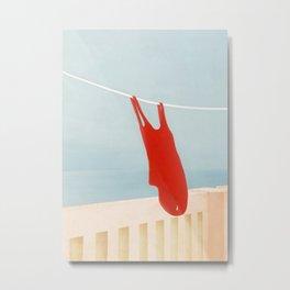 Bathing Suit Metal Print
