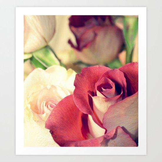 Gather Beauty Art Print