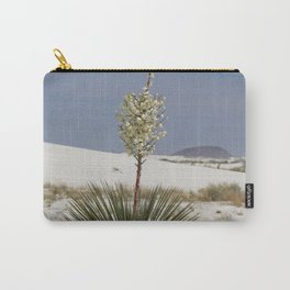 White Sands Soap Yucca Carry-All Pouch